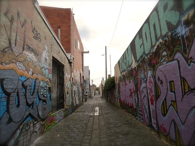 Fitzroy Streets...